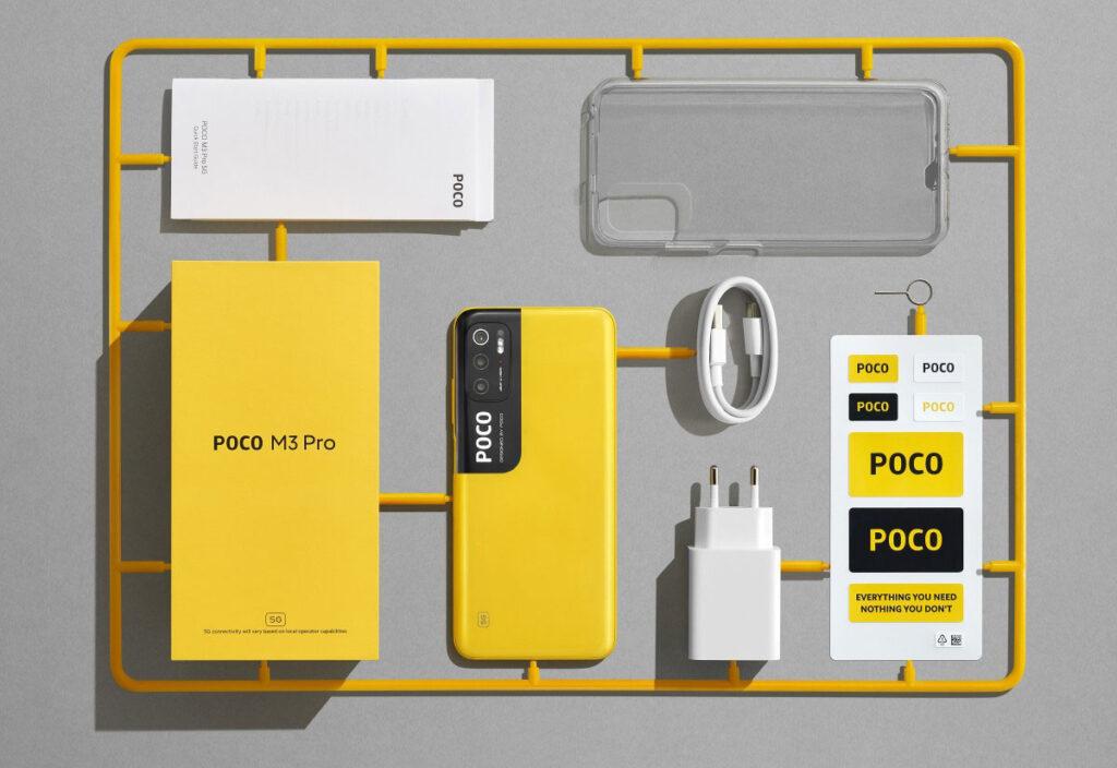 پوکو M3 Pro 5G