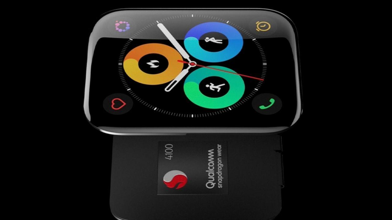 تراشه Snapdragon Wear 4100 به عنوان قلب تپنده ساعت هوشمند میزو واچ