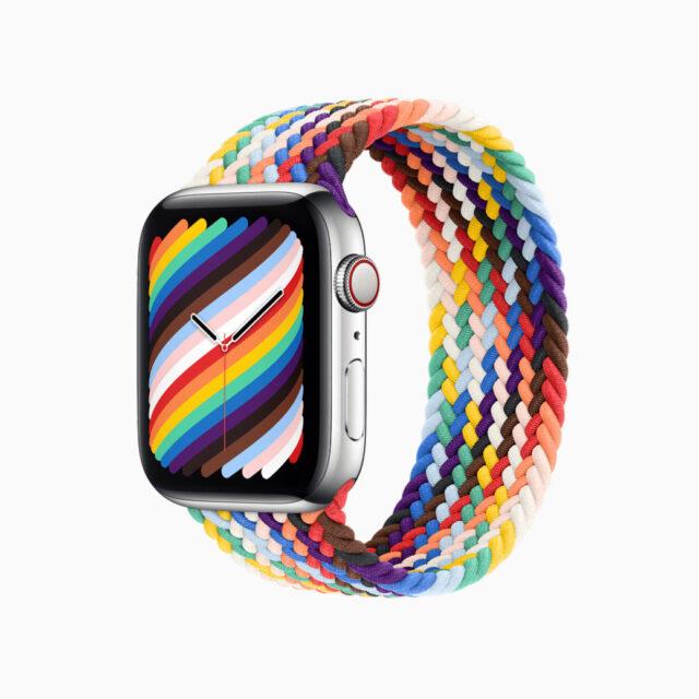 اپل واچ با بند خاص