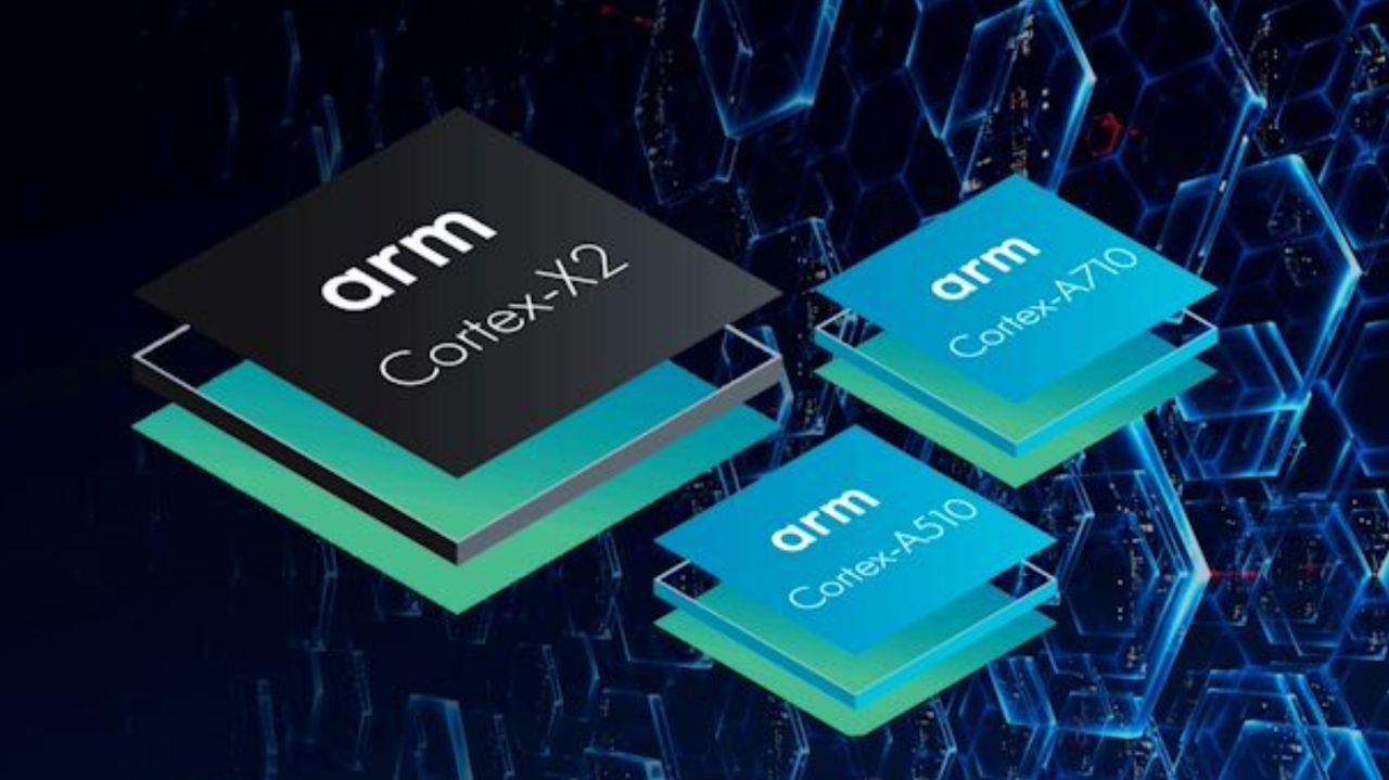 هسته Cortex-X2 آرم به همراه چند هسته دیگر معرفی شدند