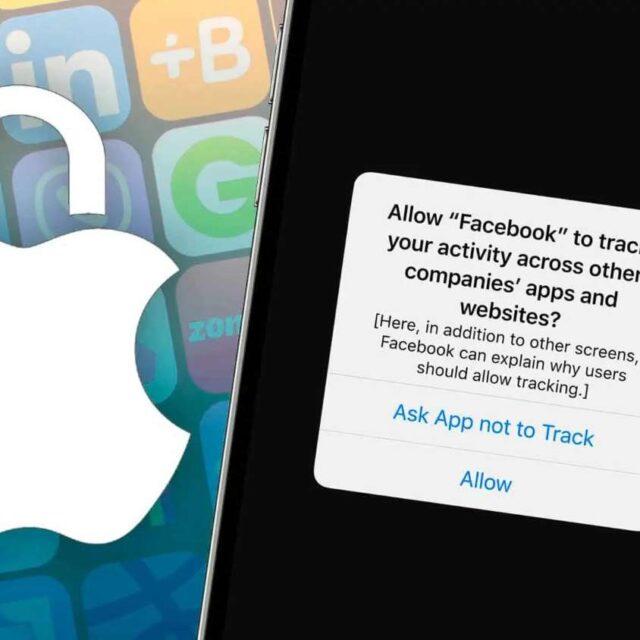 رهگیری در iOS 14.5