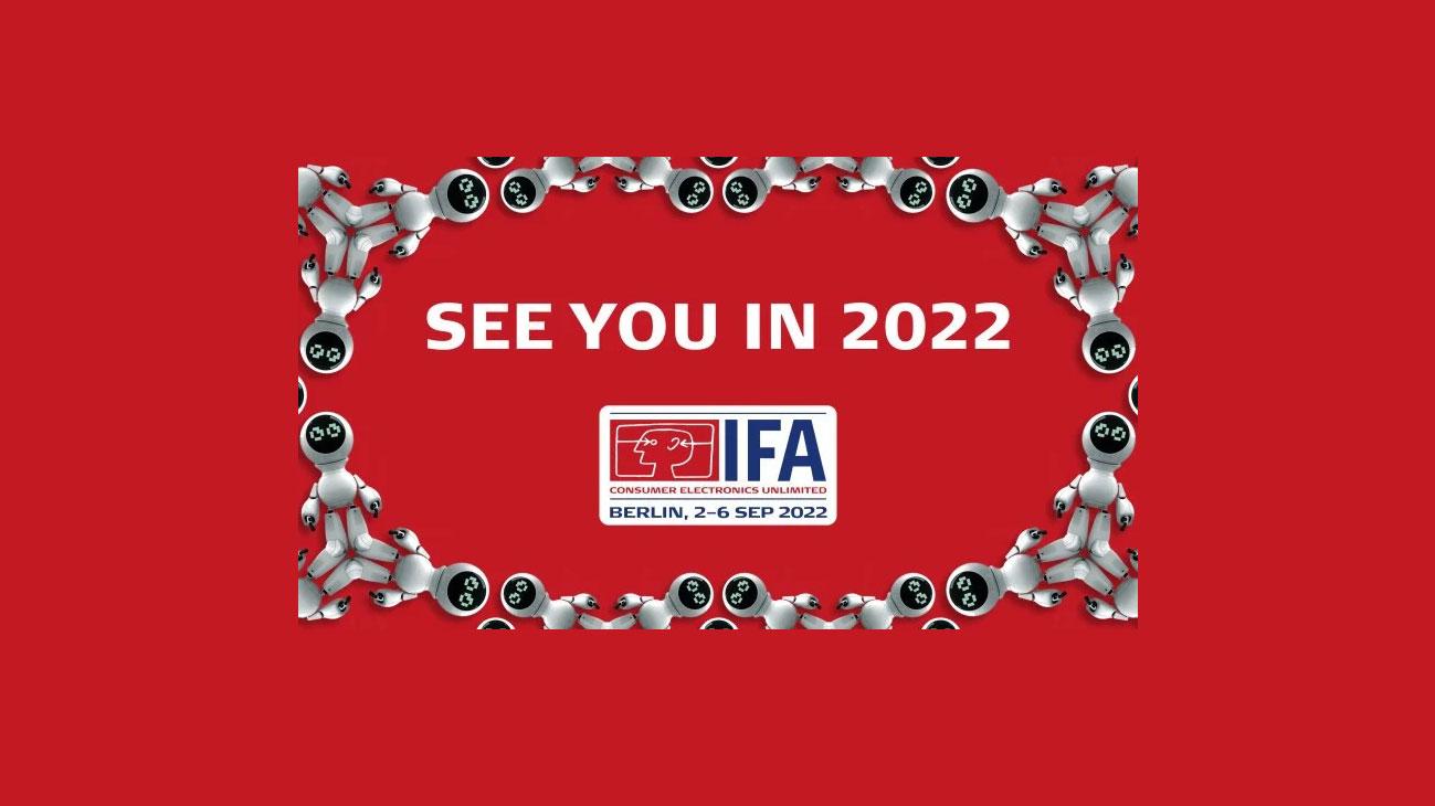 نمایشگاه IFA 2021 به دلیل کرونا کنسل شد