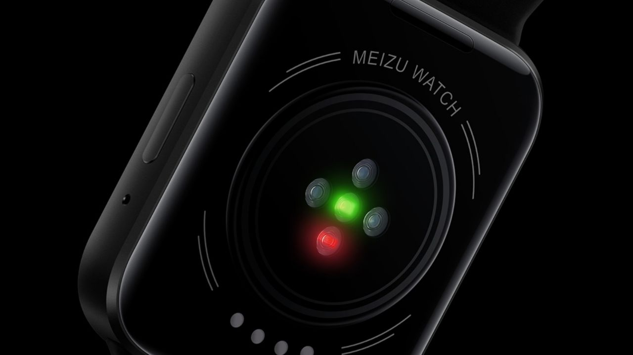 سنسورهای Meizu Watch