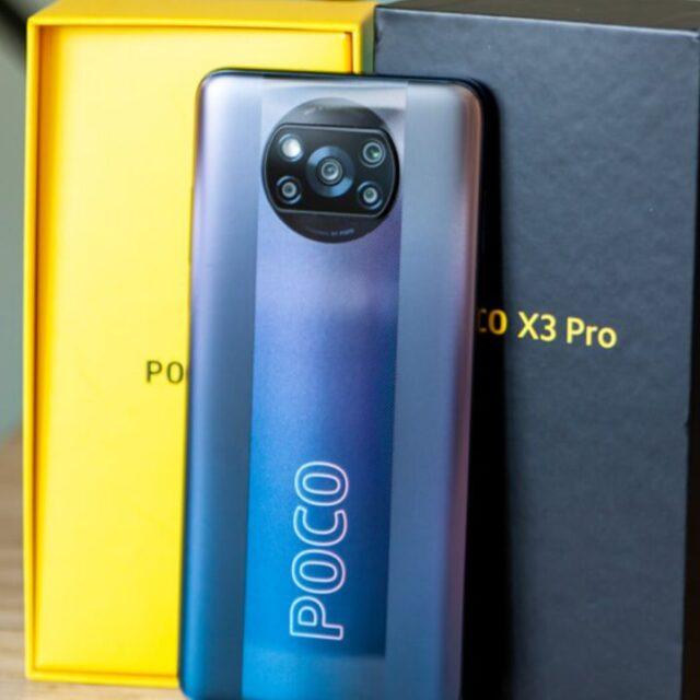 آپدیت MIUI 12.5 پوکو X3 Pro