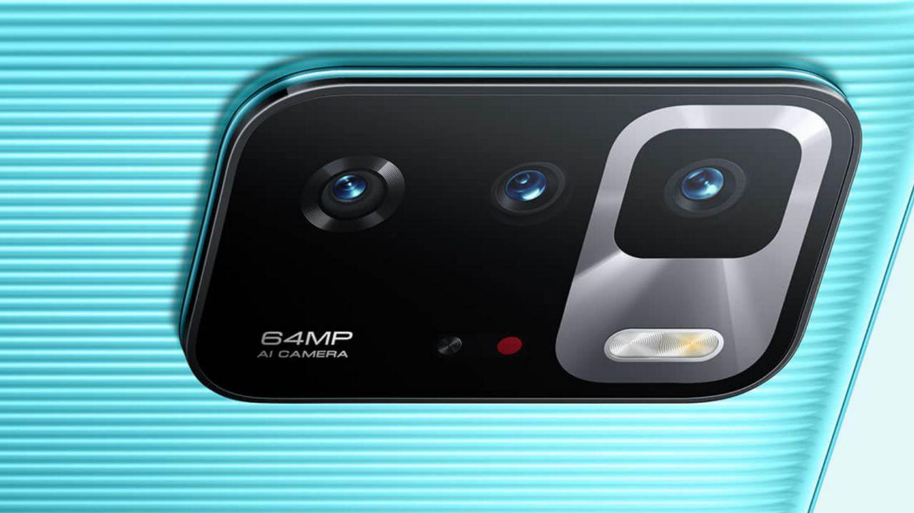 دوربین ردمی نوت ١٠ پرو فایوجی