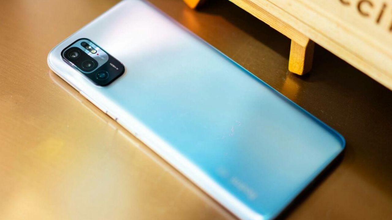 گوشی Redmi Note 10 5G در چین