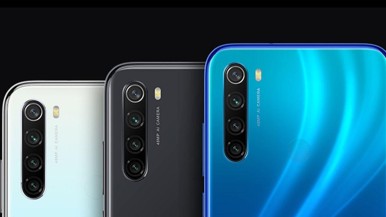 سیستم دوربین Redmi Note 8 2021