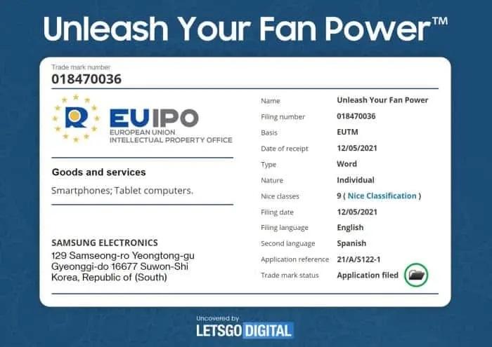 Unleash Your Fan Power گوشی گیمینگ سامسونگ