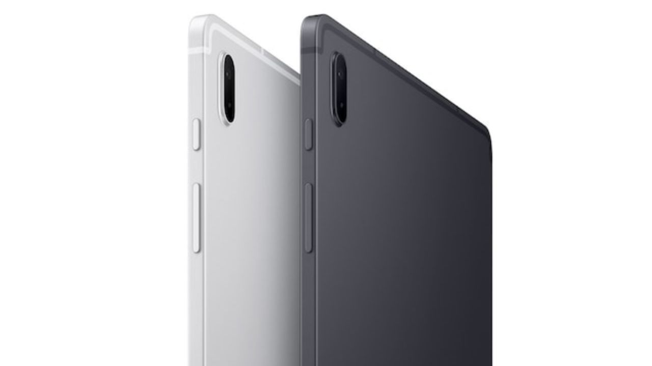 رنگ بندی Galaxy Tab S7 FE