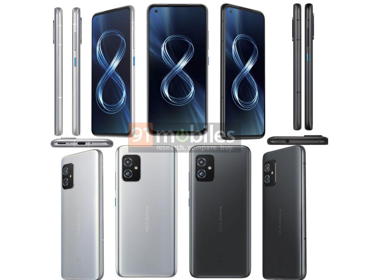 مشخصات گوشی Zenfone 8 Mini