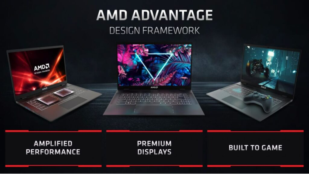 رونمایی از AMD Advantage