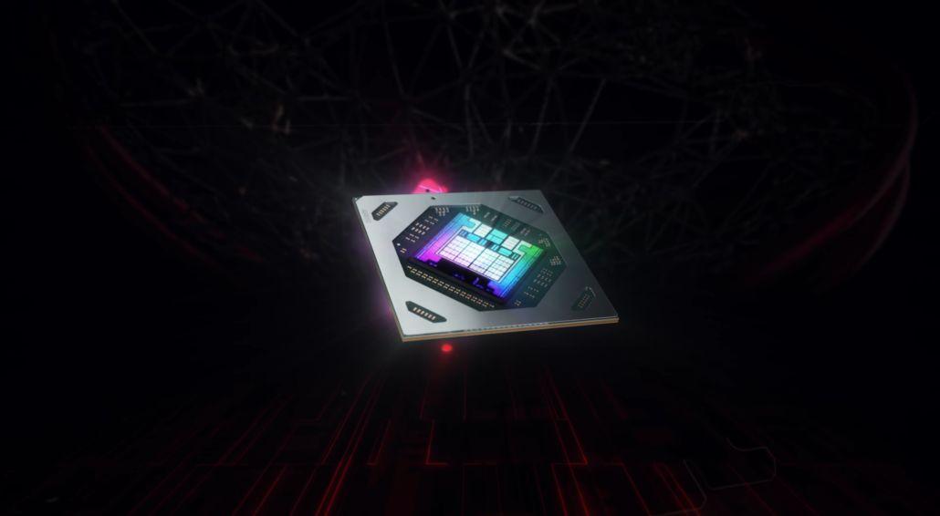 رونمایی AMD از سری Radeon RX 6000M با معماری RDNA 2   نمایشگاه Computex 2021