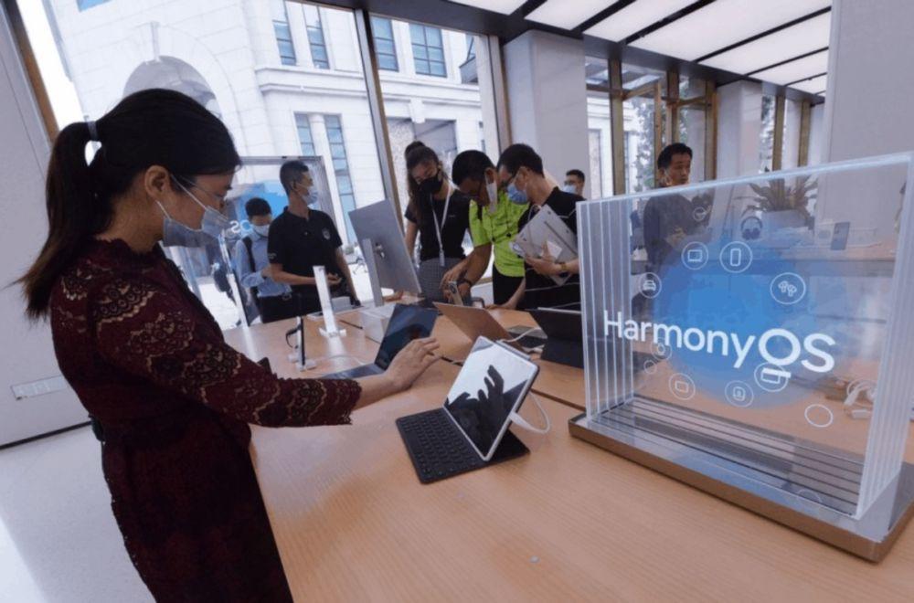 توسعه دهندگان HarmonyOS 2