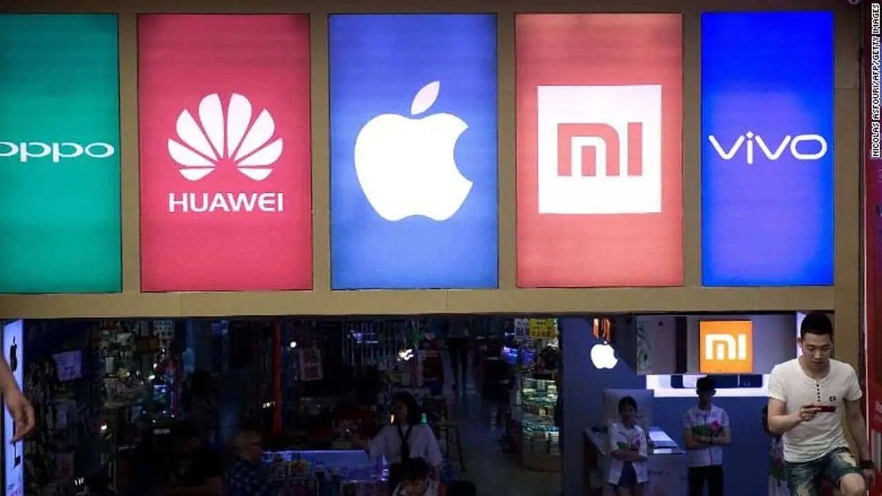 رشد فروش گوشی های هوشمند در سال ۲۰۲۱