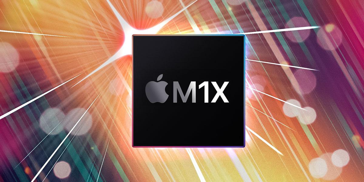 تراشه اپل M1X