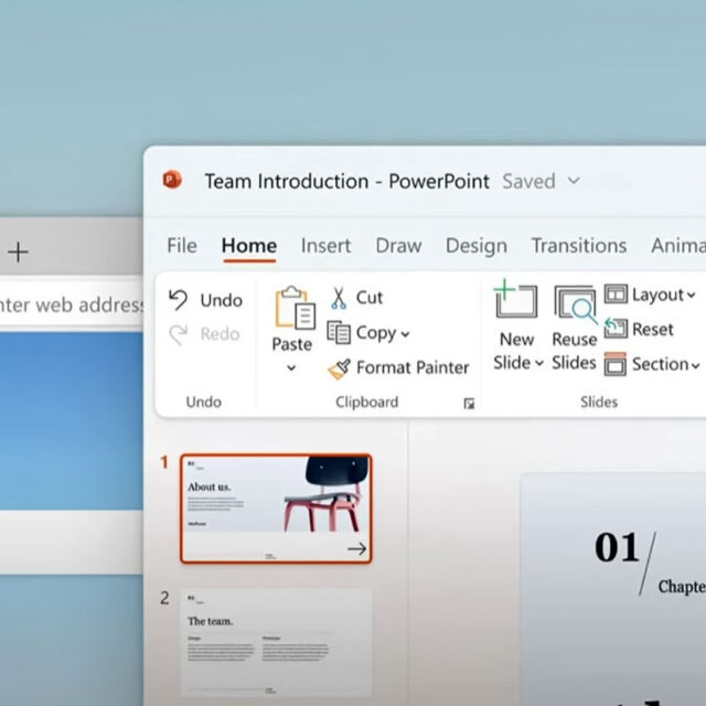 طراحی آفیس جدید مایکروسافت