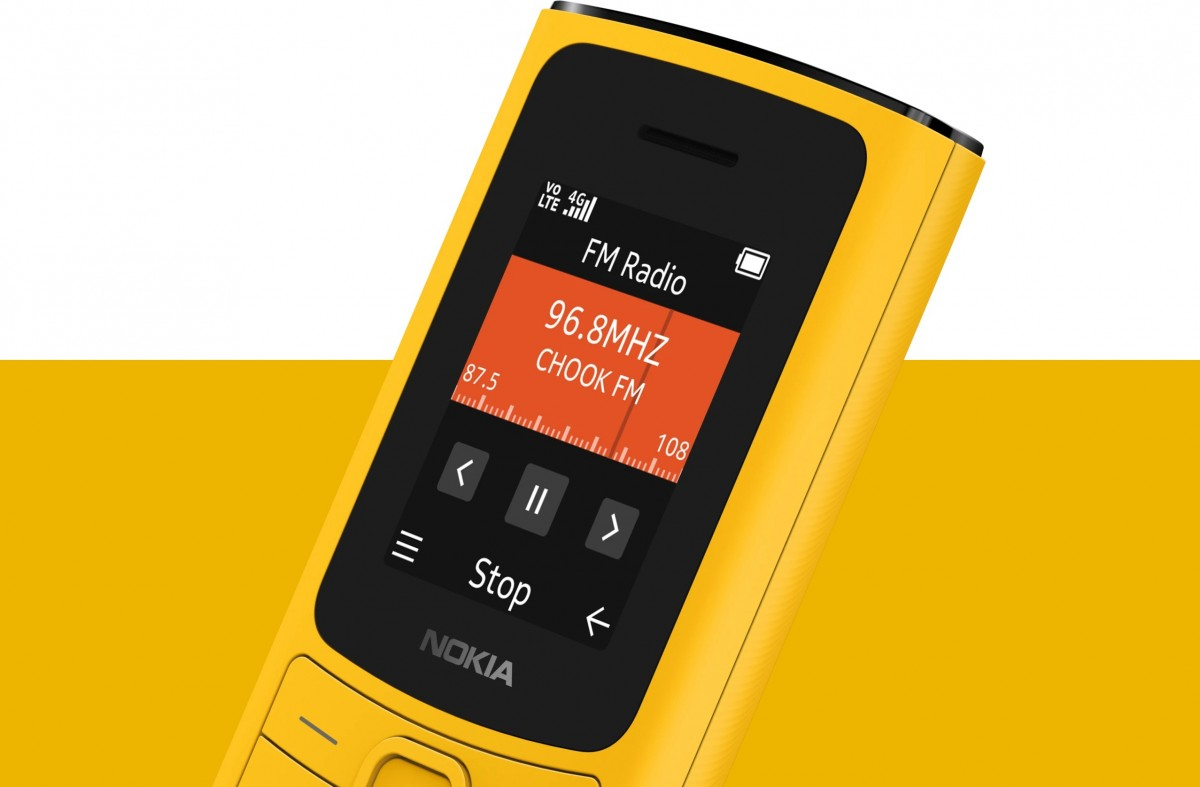 نوکیا ۱۱۰ مدل 4G