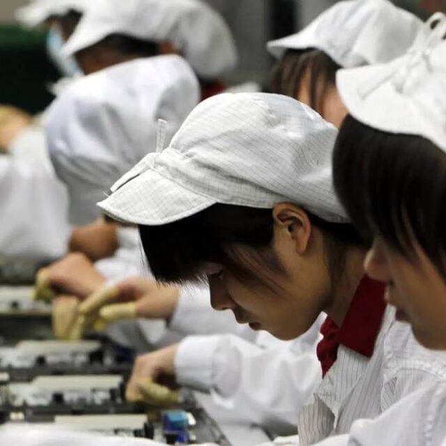 افزایش پاداش کارمندان Foxconn و Pegatron برای تولید آیفون ۱۳