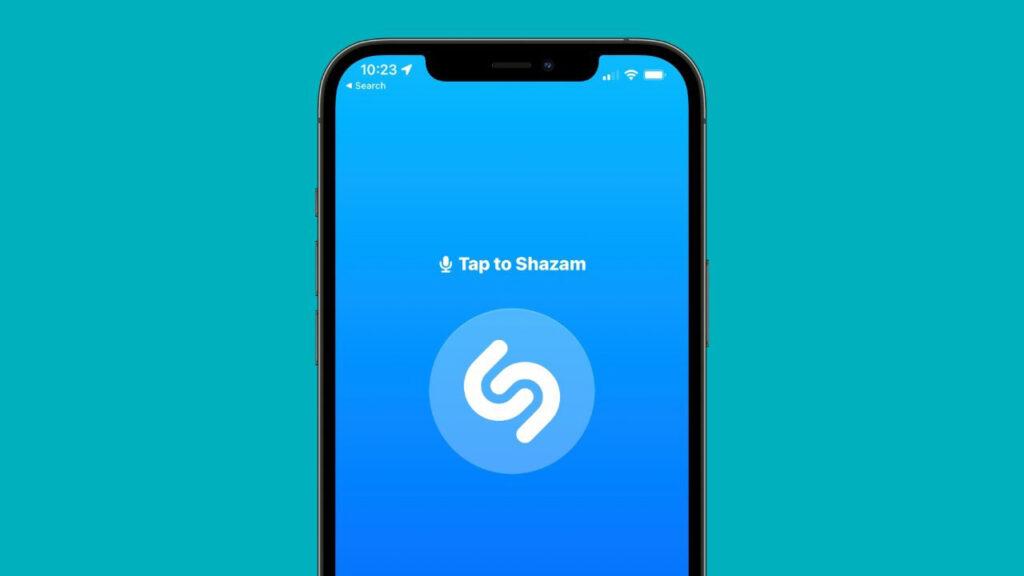 اپلیکیشن Shazam