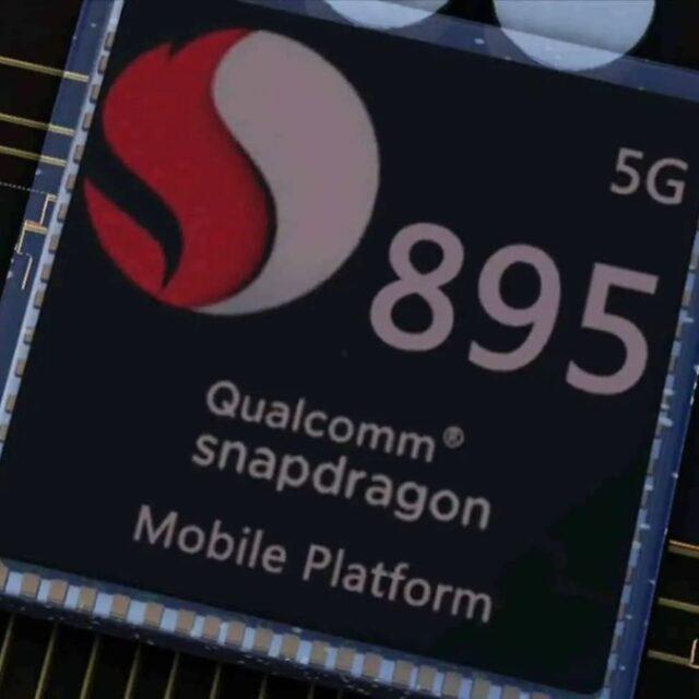 اولین گوشی مجهز به اسنپدراگون ۸۹۵