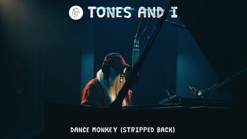 Tone and I's Dance Monkey