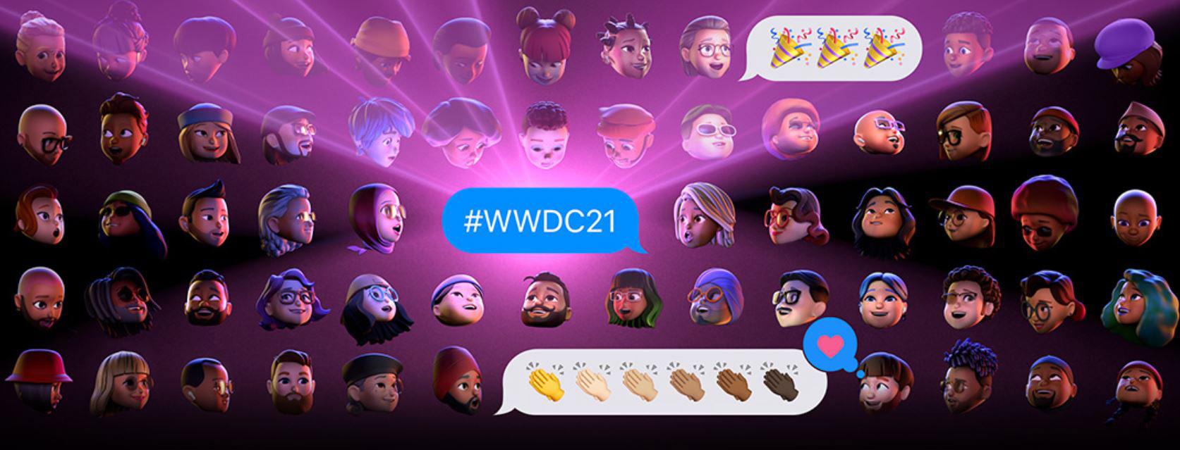 مراسم WWDC 2021 اپل