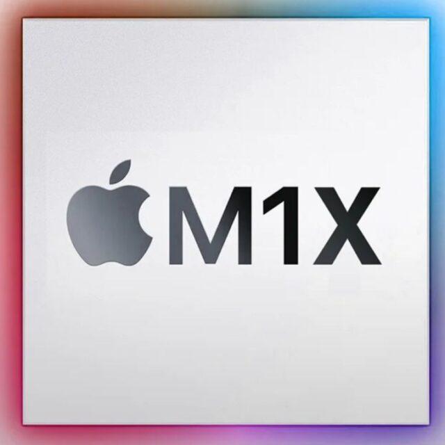 تراشه M1X اپل