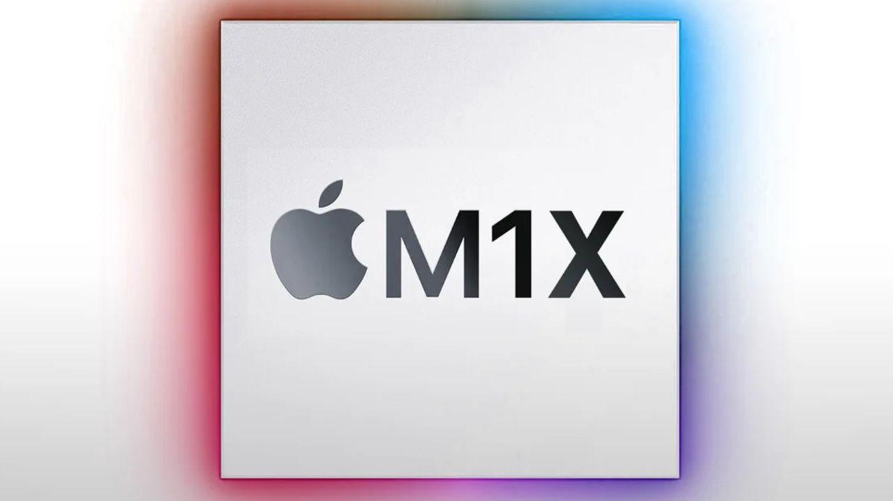 تراشه M1X اپل به صورت رسمی برای نسل جدید MacBook Pro تأیید شد
