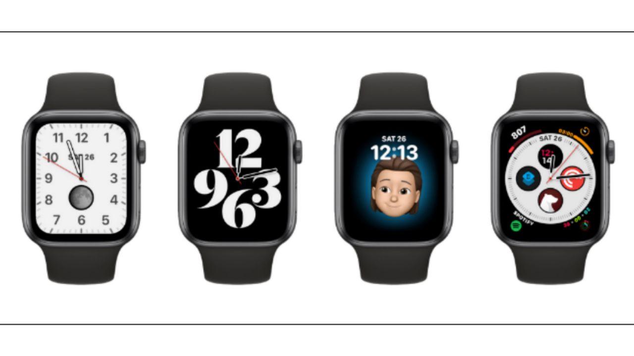 اضافه کردن واچ فیس بر روی Apple Watch