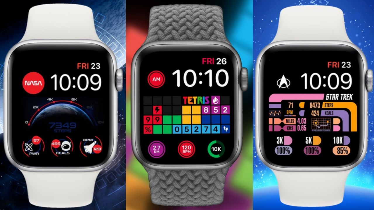 شخصی سازی واچ فیس Apple Watch چگونه انجام میگیرد؟