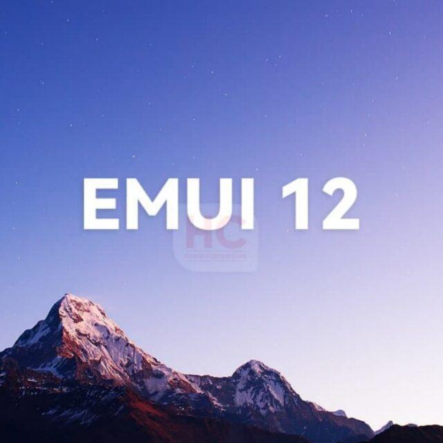 رابط کاربری EMUI 12