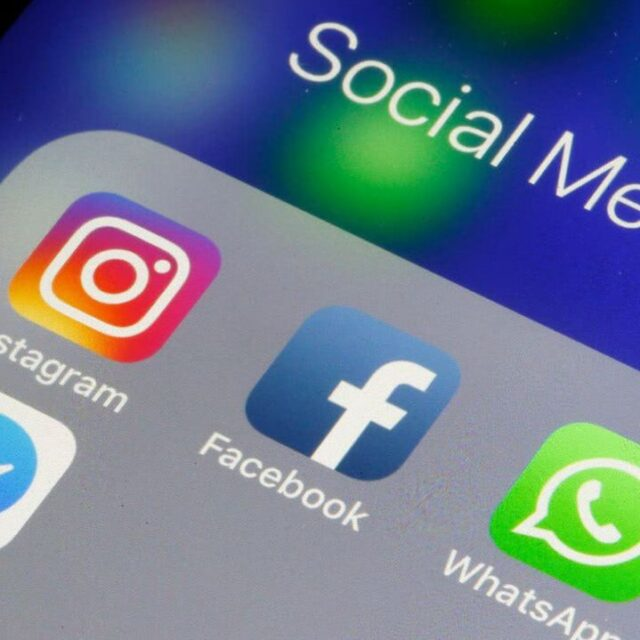 جمع آوری اطلاعات توسط فیسبوک و گوگل
