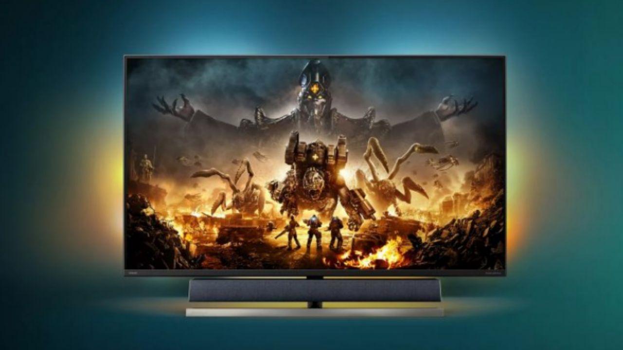 اولین مانیتور مخصوص Xbox معرفی شد: فیلیپس Momentum 559M1RYV