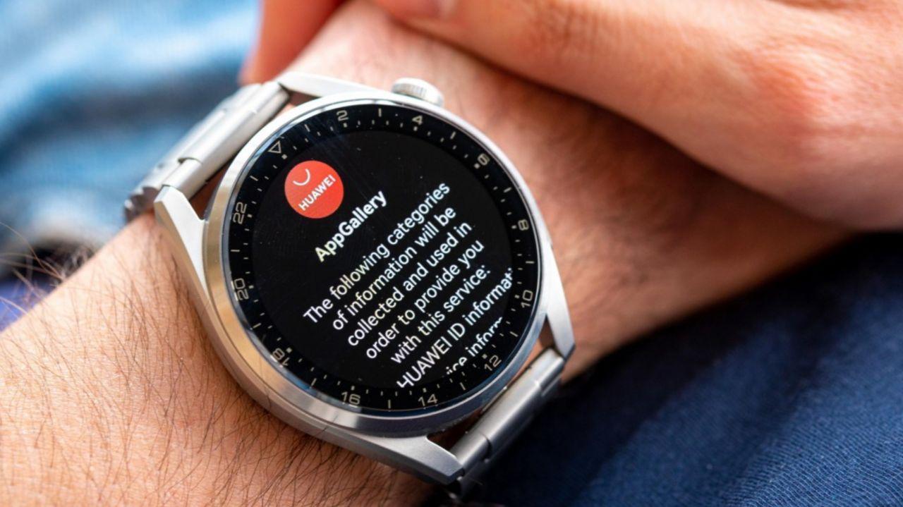 تراشه Kirin 710L هواوی Watch 3 مشکل مصرف باتری دارد