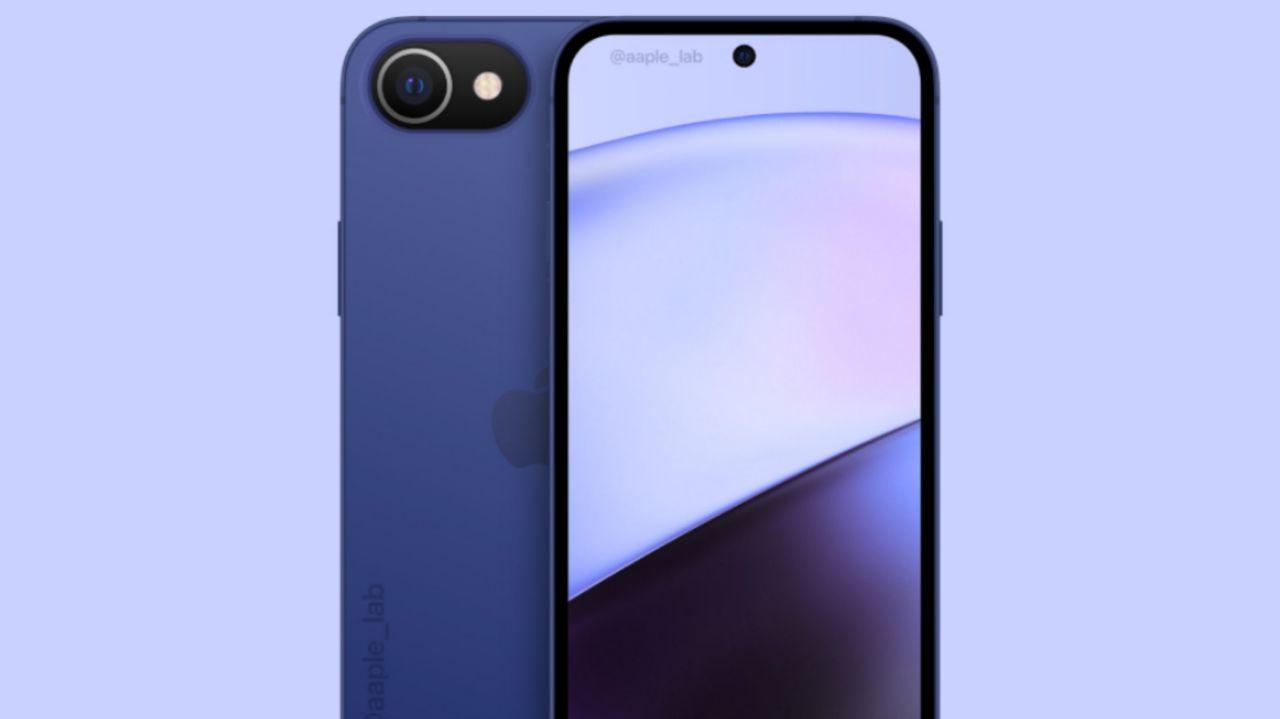 کانسپت منتسب به iPhone SE 2022