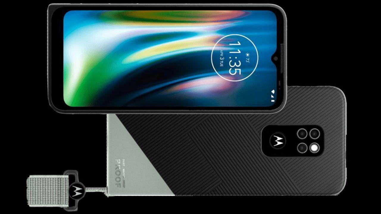 گوشی موتورولا Defy 2021 با باتری ۵,٠٠٠ میلیآمپری و استاندارد IP68 لو رفت