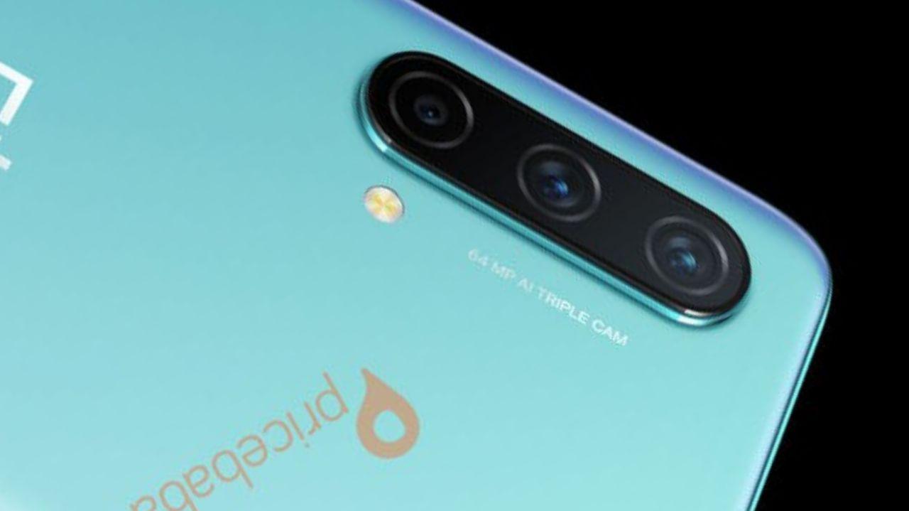 رندر رسمی وان پلاس Nord CE 5G را با طراحی مشابه OnePlus Nord ببینید!