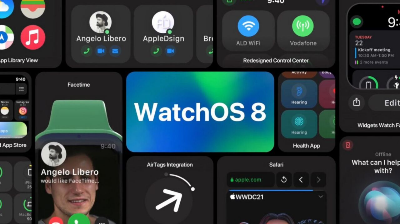 سیستم عامل WatchOS 8: از نسل بعدی سیستم عامل اپل واچ چه میدانیم؟