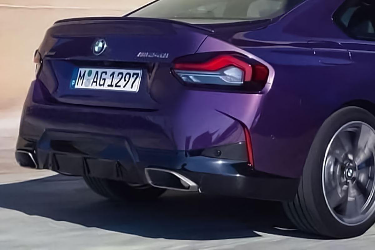 BMW سری ۲ کوپه ۲۰۲۲