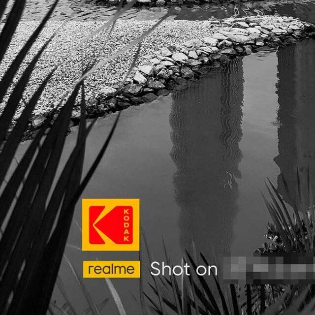 همکاری Realme با Kodak