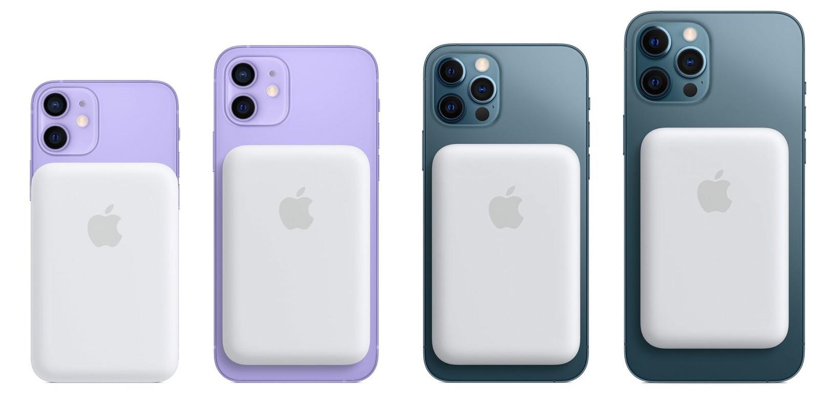 اپل باتری مگ سیف را برای سری آیفون ۱۲ و با قیمت ۹۹ دلار معرفی کرد