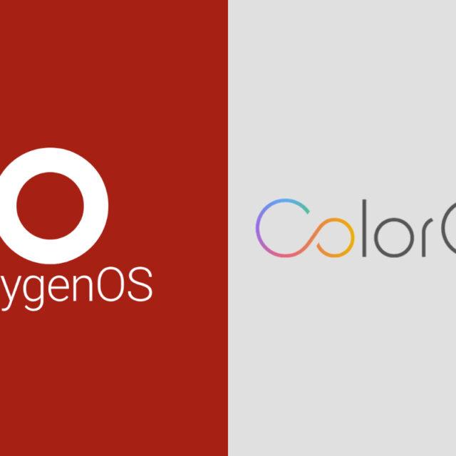 ادغام OxygenOS با ColorOS