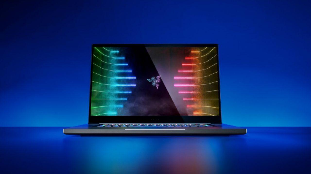 لپ تاپ ریزر Blade 17 رونمایی شد: پردازنده Core-i9 و گرافیک RTX 3080