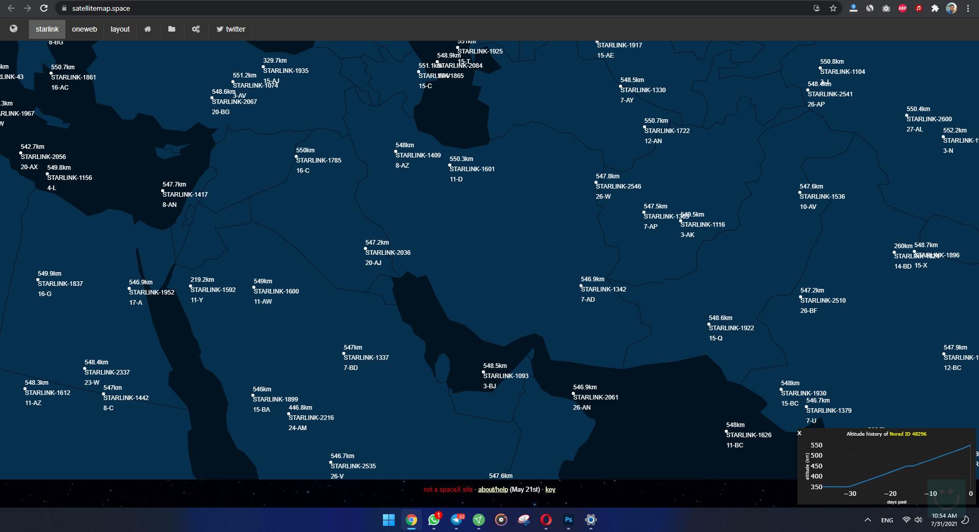 اینترنت ماهواره ای Starlink در شهرهای ایران: مشهد، تهران، اصفهان، اهواز، تبریز، سیستان و بلوچستان و …