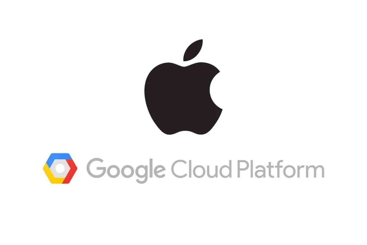استفاده اپل از سرورهای گوگل