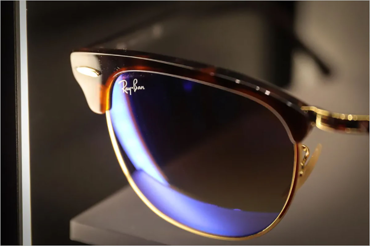 عینک هوشمند Ray-Ban فیس بوک