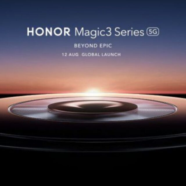 تاریخ رونمایی Honor Magic 3