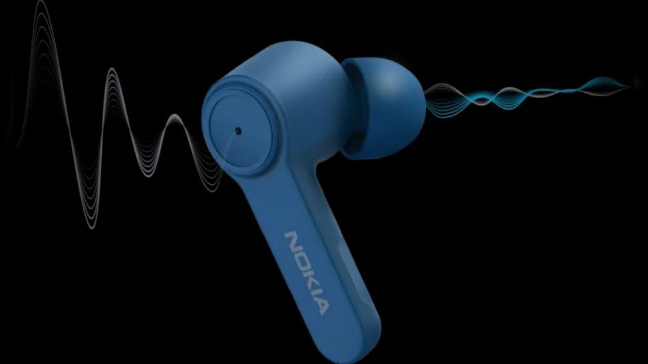 ایربادز نوکیا BH-805 با قابلیت حذف نویز فعال رسما معرفی شد