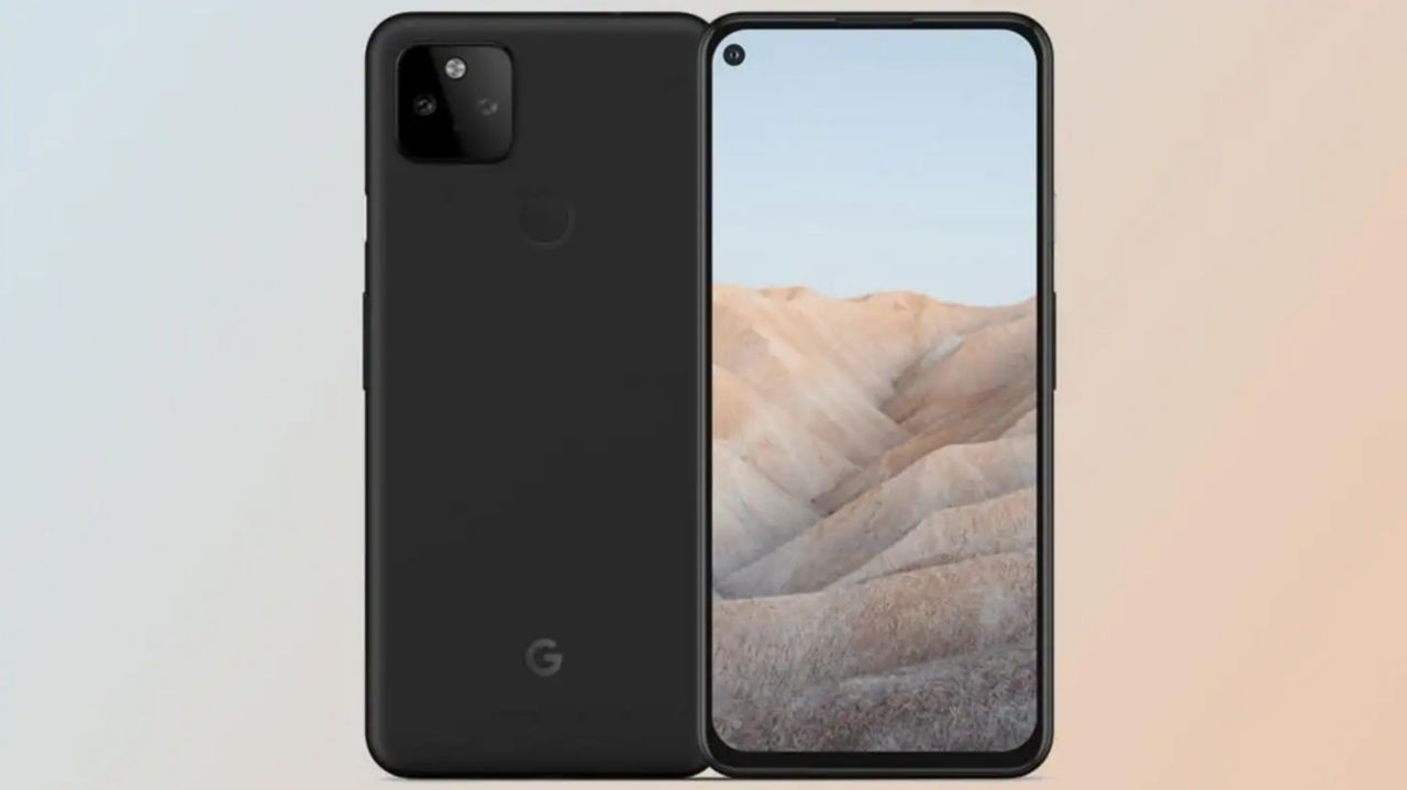گوگل پیکسل 5a
