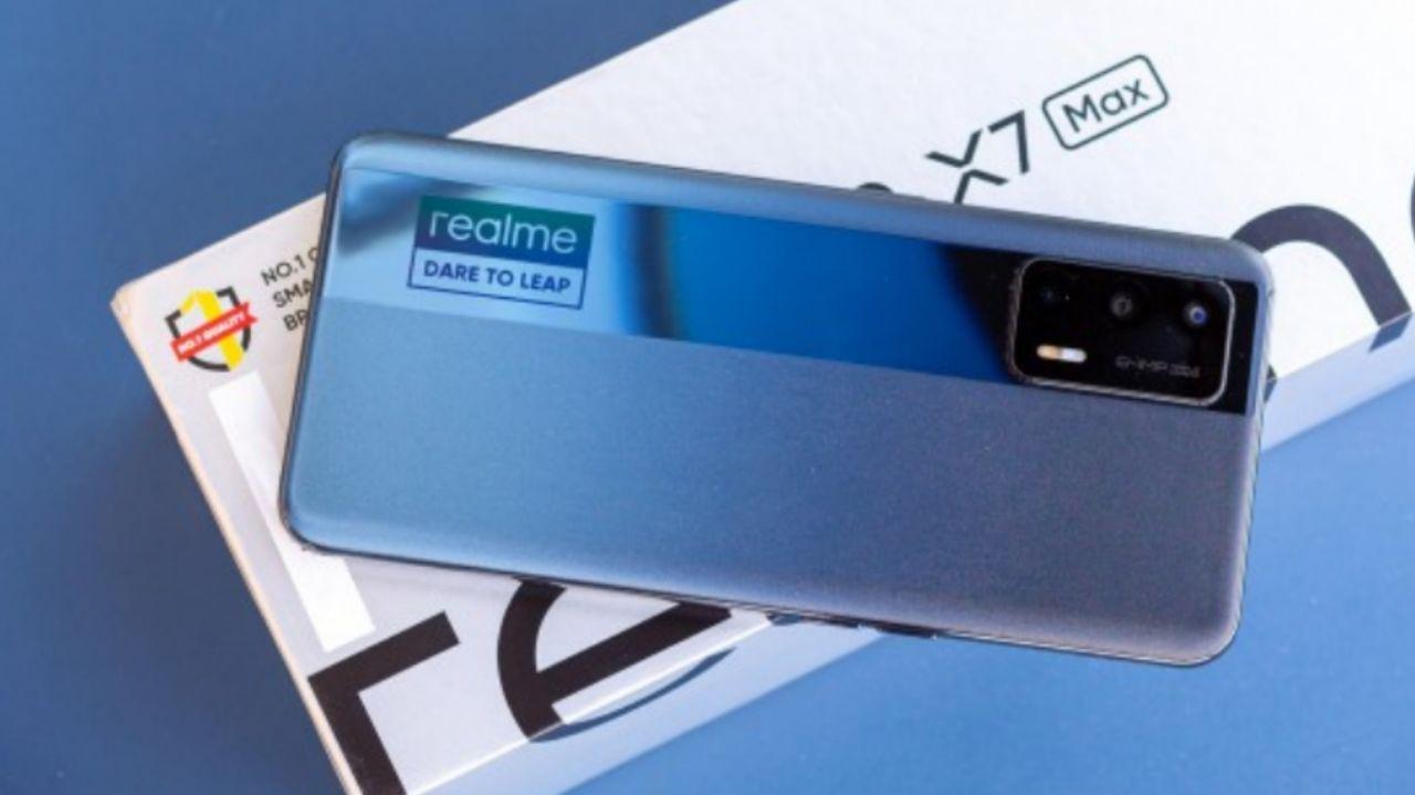عمر باتری Realme X7 Max مشخص شد: مصرف انرژی بهینه Dimensity 1200